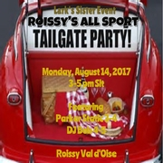 "Lark's Sister Event ""Sports Tailgate Party"""
