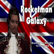 Rocketman Galaxy