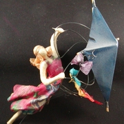 The Kite by Annie Chocolate